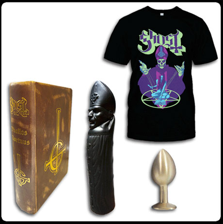 Ghost B.C. Release Sex Toy Box Set