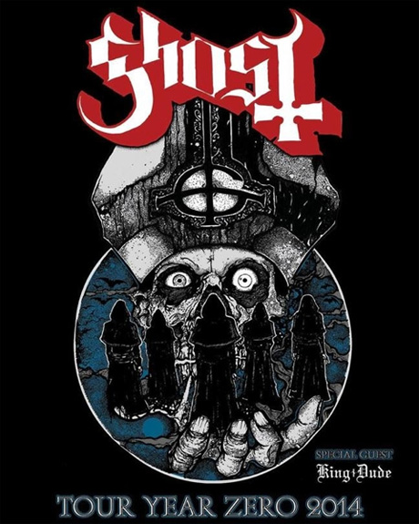 Ghost B.C. Join Forces with King Dude for North American Tour, Play Toronto