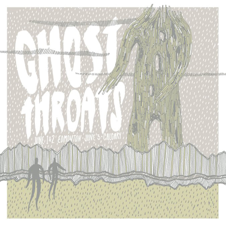 Alberta's Ghost Throats Festival Announces 2012 Lineup