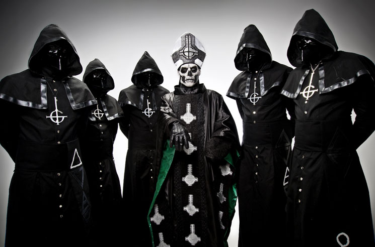 Ghost B.C. Return with 'Meliora' LP