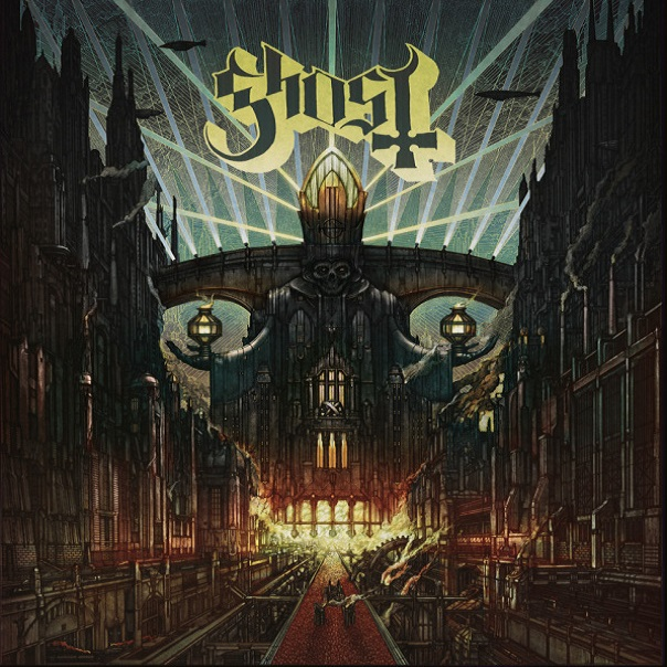 Ghost Open Up About 'Meloria'