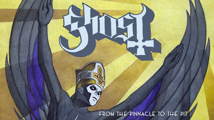 "Ghost ""From the Pinnacle to the Pit"""
