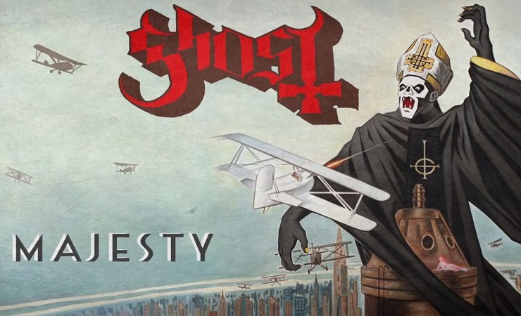 Ghost 'Majesty'