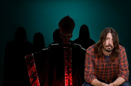 Ghost Get Dave Grohl to Guest on ABBA Cover