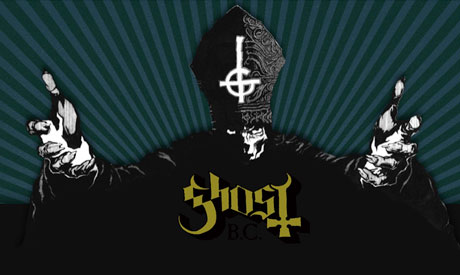 Ghost Change Their Name to Ghost B.C.