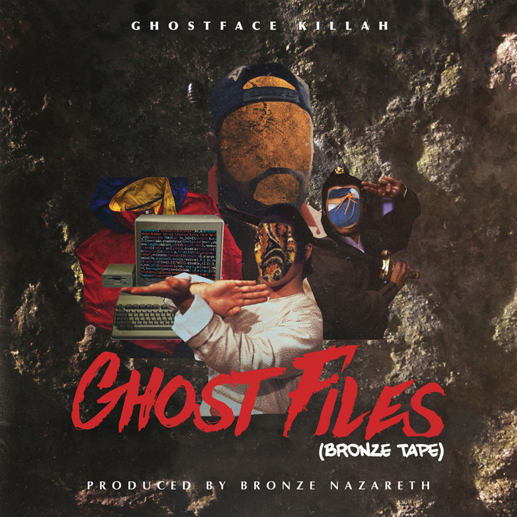 Ghostface Killah Announces 'Ghost Files' Double Remix Album