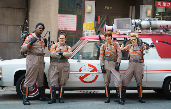 Ghostbusters Directed by Paul Feig