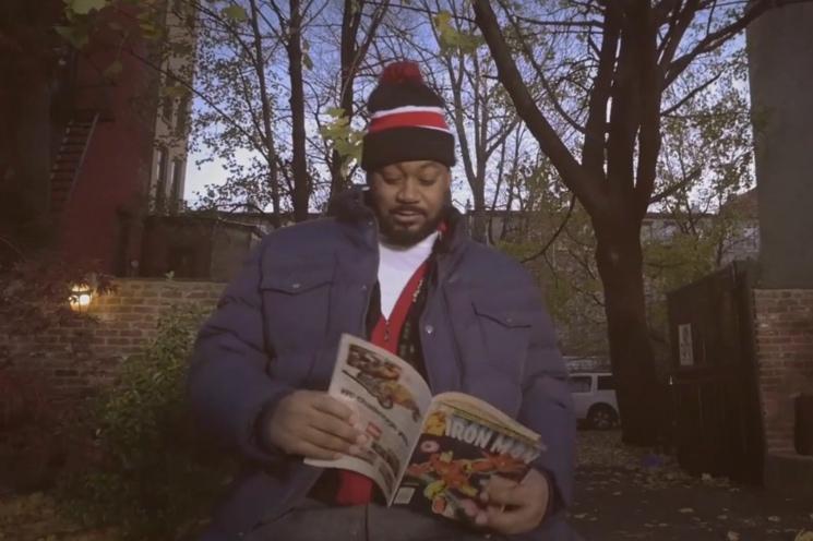 Ghostface Killah 'Love Don't Live Here' (ft. Kandace Springs) (video)