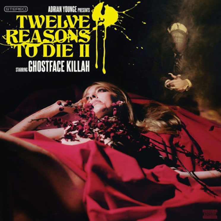 Ghostface Killah Adrian Younge Presents Twelve Reasons To Die II