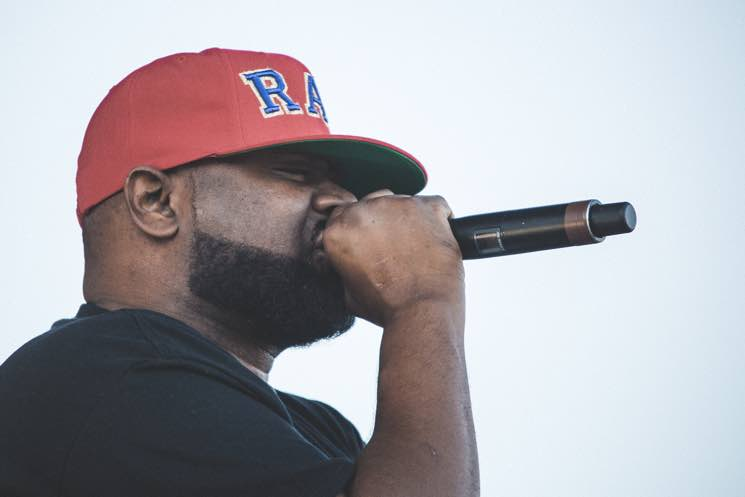 ​Ghostface Killah Port Lands, Toronto ON, June 17