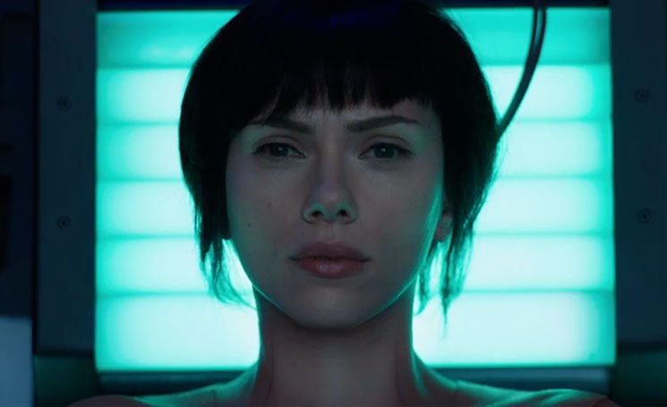 'Ghost in the Shell' Viral Campaign Overrun with Whitewashing Critiques