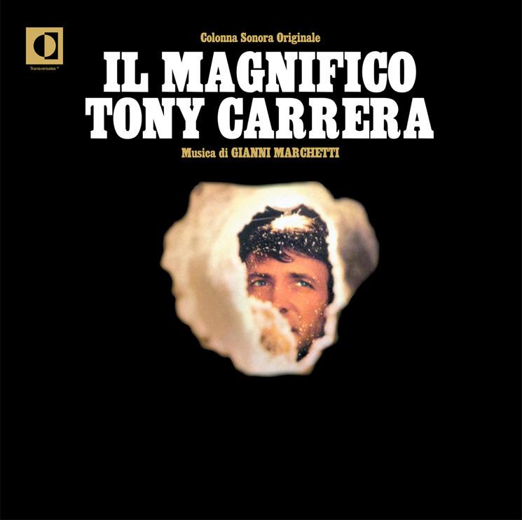 Gianni Marchetti's Lost Soundtrack Treasure 'Il Magnifico Tony Carrera' Gets Vinyl Reissue