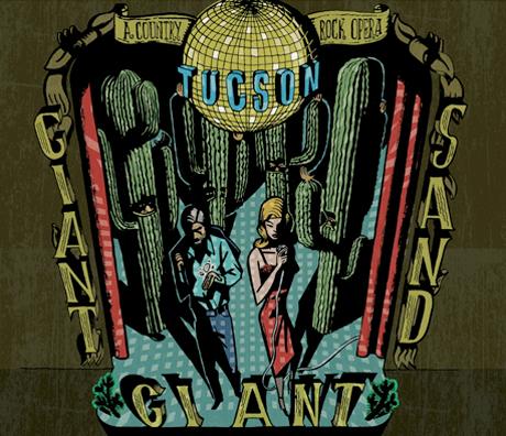 Howe Gelb Announces Giant Giant Sand's 'Tucson'