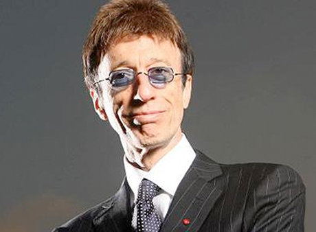 The Bee Gees' Robin Gibb Diagnosed with Liver Cancer