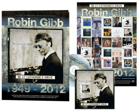 Bee Gees' Robin Gibb Remembered with Posthumous Album