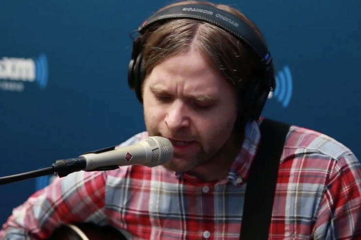 "Ben Gibbard ""Tractor Rape Chain"" (live video) (Guided by Voices cover)"