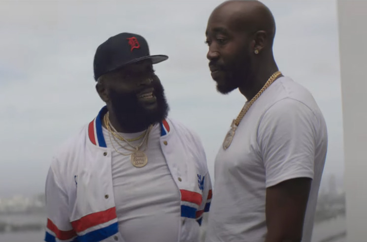 Freddie Gibbs Is on the Run in His 'Scottie Beam' Video