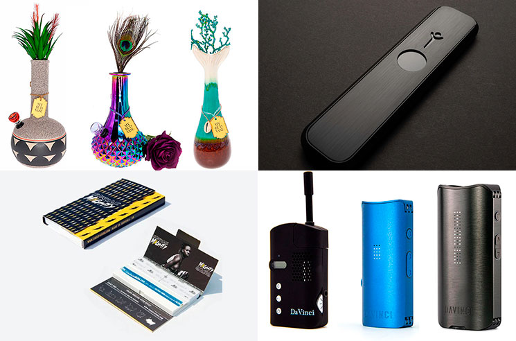 Exclaim! Holiday Gift Guide: The Best Cannabis Paraphernalia of 2020