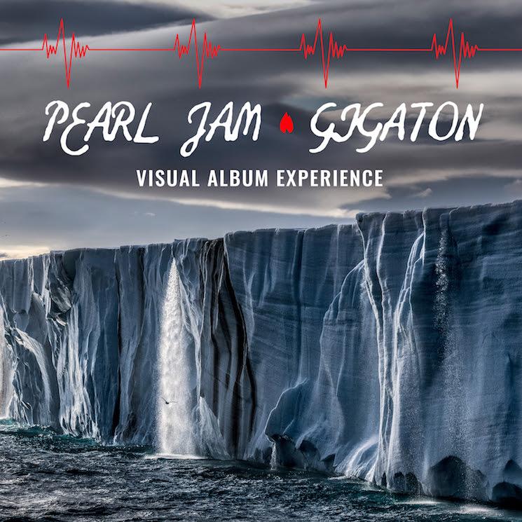 Pearl Jam Announce 'Gigaton' Visual Album Experience