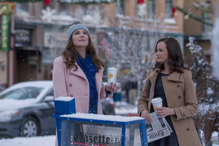 Gilmore Girls: A Year in the Life Directed by Amy Sherman-Palladino and Daniel Palladino