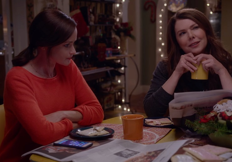 'Gilmore Girls' Netflix Revival Gets Release Date and Trailer
