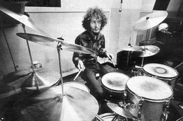 Cream Drummer Ginger Baker Is 'Critically Ill' in Hospital