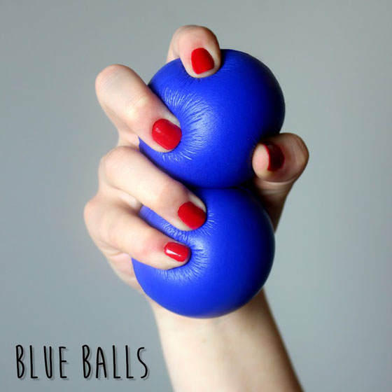 Ginger Ale & the Monowhales 'Blue Balls'