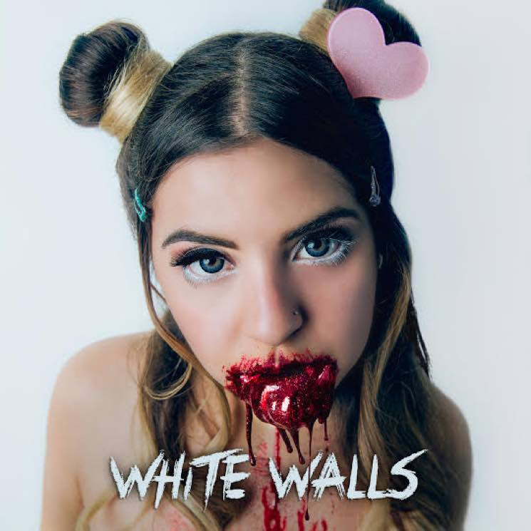 Ginger Ale & the Monowhales 'White Walls'
