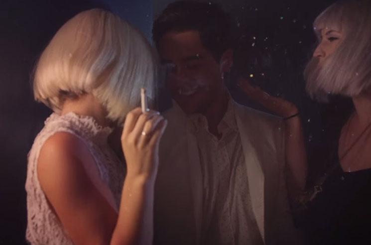 "Giorgio Moroder ""Déjà Vu"" (ft. Sia) (video)"