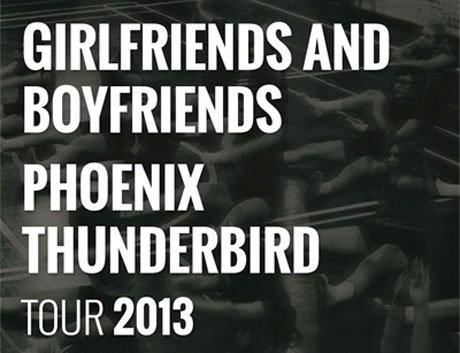 Girlfriends and Boyfriends Team Up with Phoenix Thunderbird for Joint Canadian Tour