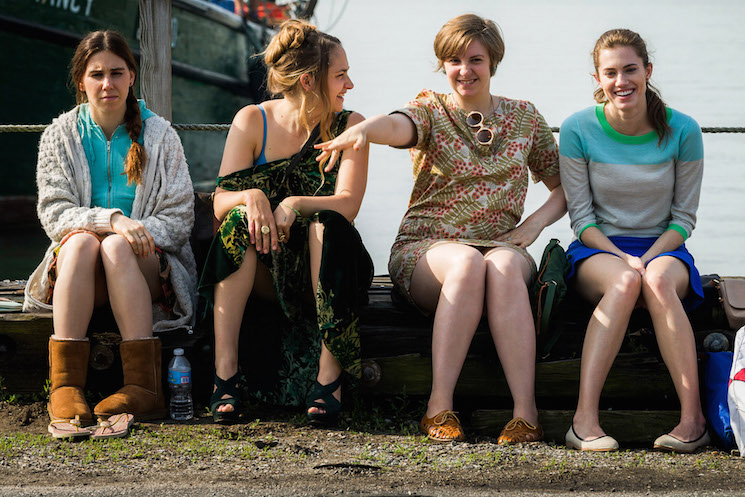 Lena Dunham Hints at the End of 'Girls'