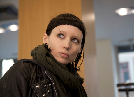 Ring In the Holidays with 'The Girl With the Dragon Tattoo,' 'Carnage,' 'The Adventures of Tin Tin' and More in Our Film Roundup