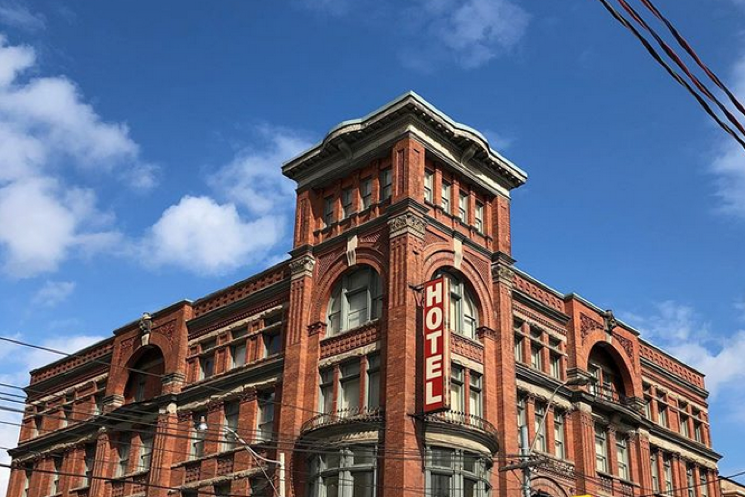 Toronto's Gladstone Hotel Has Been Sold to Condo Developers