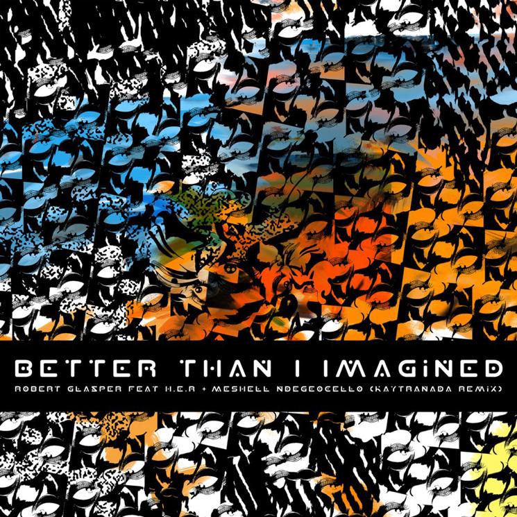 Hear Kaytranada Remix Robert Glasper's 'Better Than I Imagined'