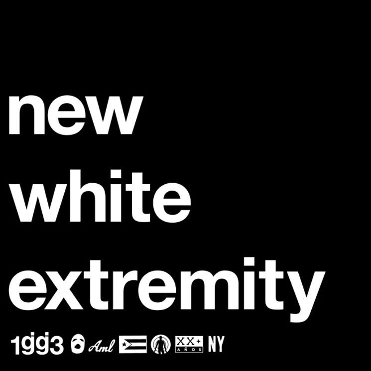 Glassjaw 'New White Extremity'
