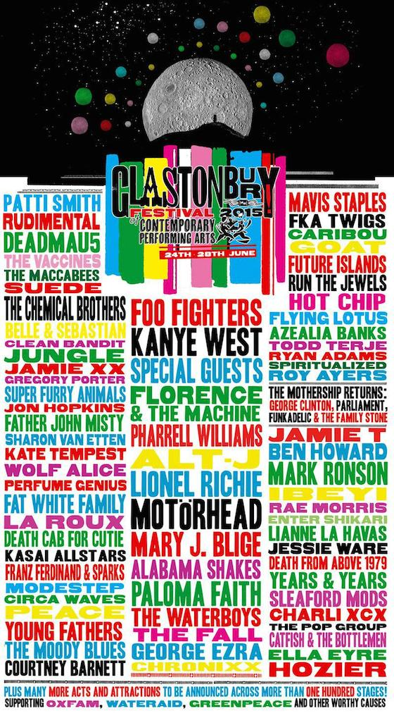 Watch Glastonbury's 2015 Highlights