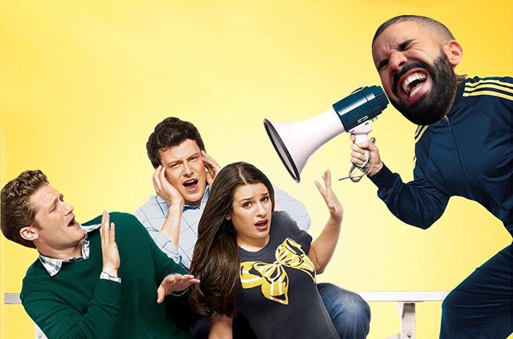 ​Drake Ties 'Glee' Cast for Most Charting Songs in the History of the Hot 100