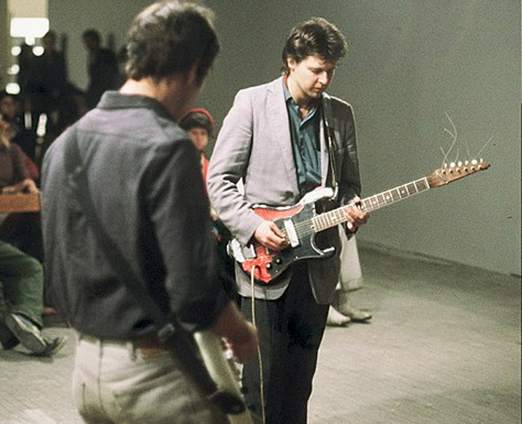 Guitarist and composer, Glenn Branca dies aged 69