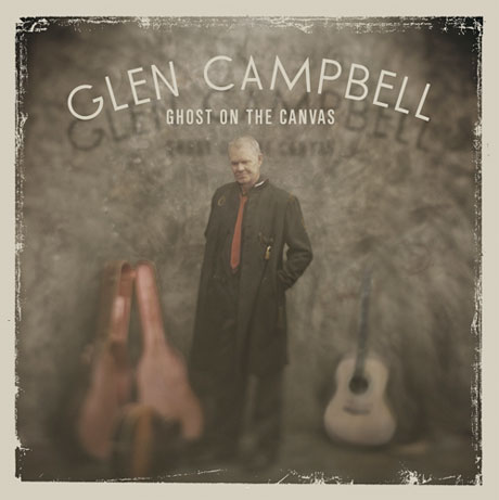Glen Campbell Reveals Alzheimer's Diagnosis, Announces Farewell Album with Robert Pollard, Paul Westerberg, Billy Corgan