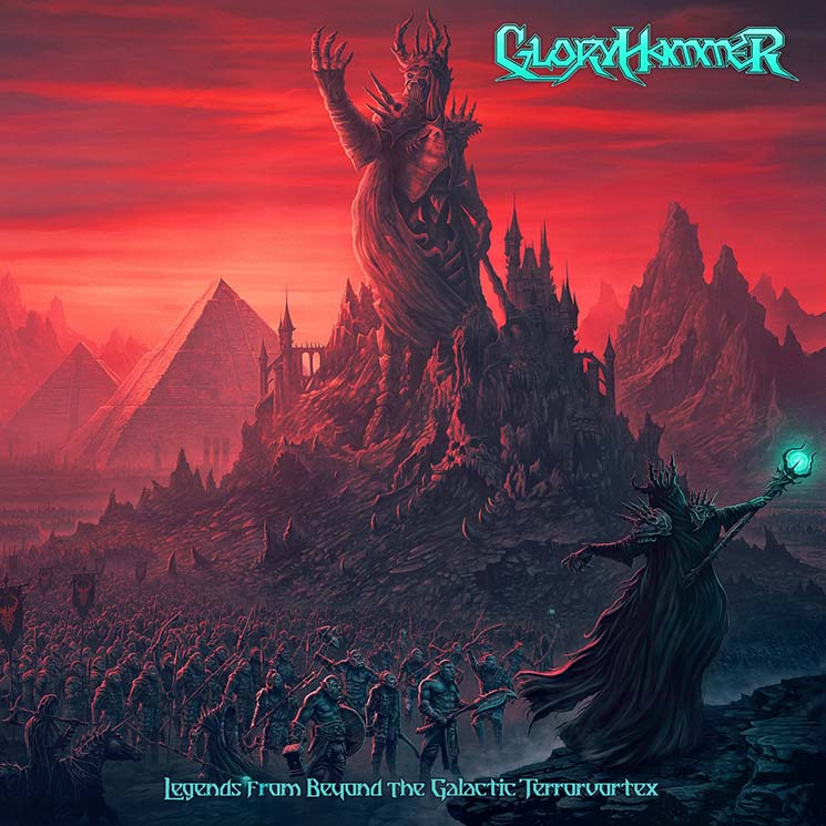 Gloryhammer Legends From Beyond the Galactic Terrorvortex