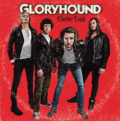 Gloryhound 'Electric Dusk' (EP stream)