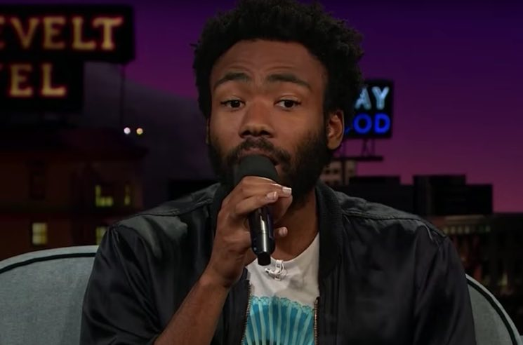 ​Watch Donald Glover and Reggie Watts Jam on 'James Corden'