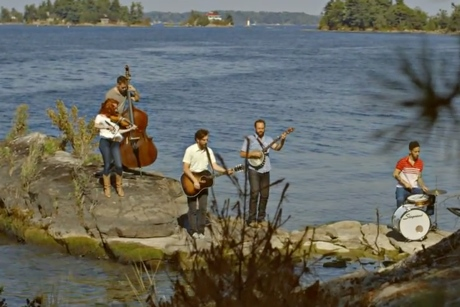 "Great Lake Swimmers ""Ballad of a Fisherman's Wife"" (video)"