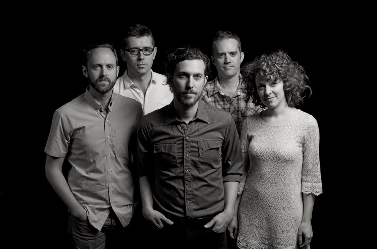 Great Lake Swimmers Book Canadian December Tour