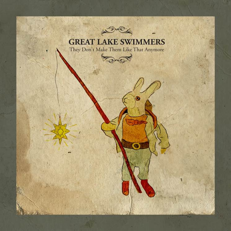Great Lake Swimmers Release 'They Don't Make Them Like That Anymore' Holiday EP