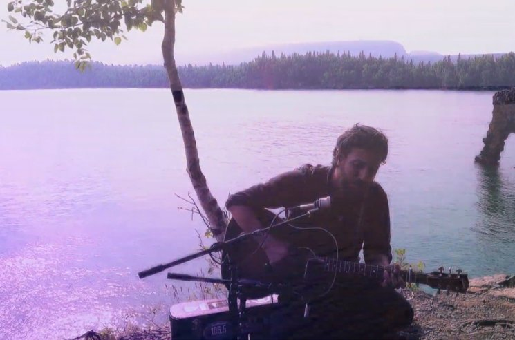 "Watch Great Lake Swimmers Perform ""The Talking Wind"" in the Wilds of Thunder Bay"