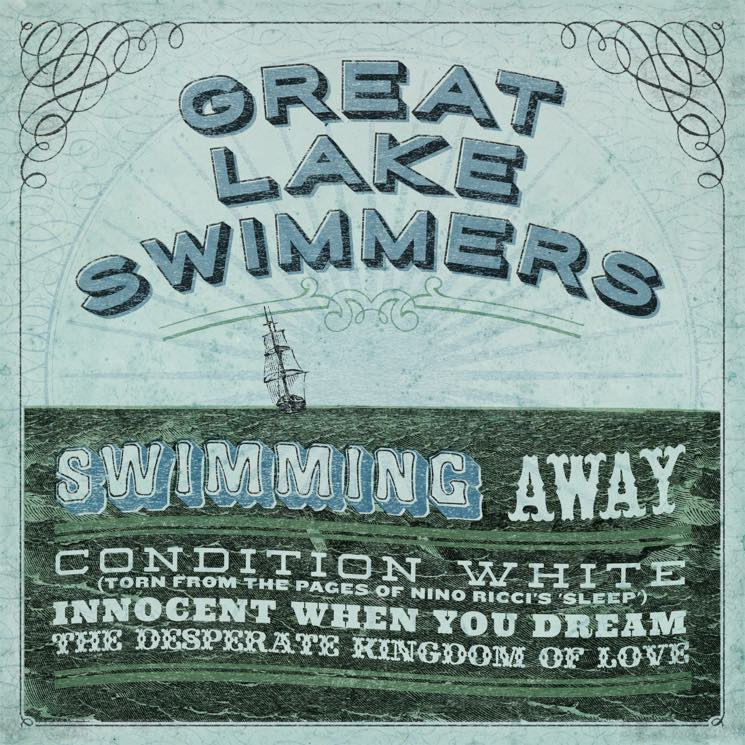 Great Lake Swimmers 'Swimming Away' (EP Stream)