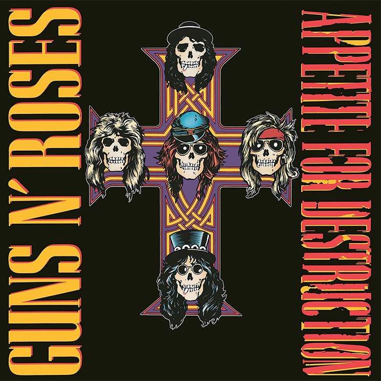 Stream Guns N' Roses' Massive 'Appetite for Destruction' Reissue