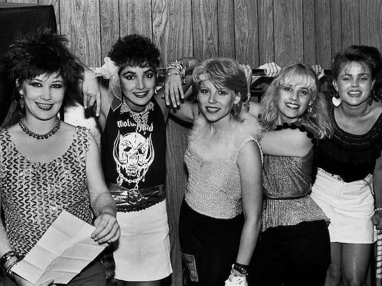 'The Go-Go's' Documentary Proves They've Still Got the Beat Directed by Alison Ellwood