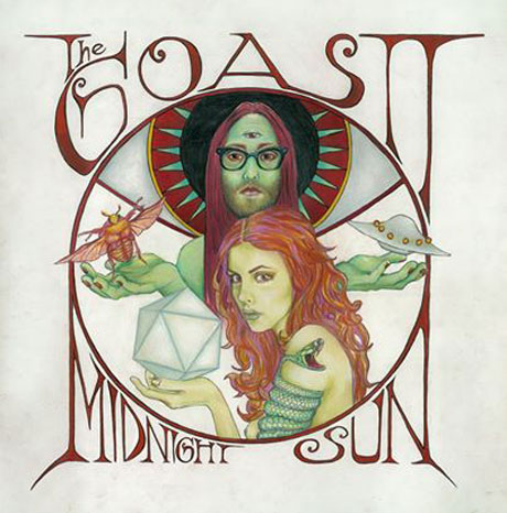 The GOASTT 'Midnight Sun' (album stream)